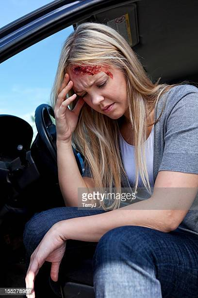 accident - bloody car accidents stock pictures, royalty-free photos & images