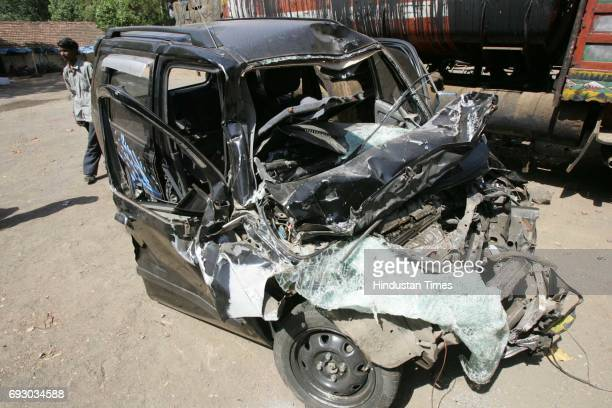 60 Top Road Accident India Pictures Photos And Images Getty Images