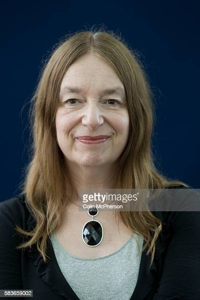 Acclaimed British historical writer Alison Weir pictured at the Edinburgh International Book Festival where she talked about her new book on medieval...