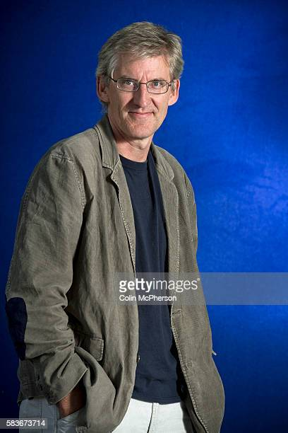 Acclaimed British lawyer and writer Clive Stafford Smith pictured at the Edinburgh International Book Festival where he talked about his latest book...