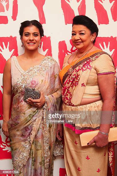 Acclaimed Indian actor Kajol met with Her Excellency the First Lady of Sri Lanka Shranthi Rajapaksa to advocate for Lifebuoy's Help A Child Reach 5...