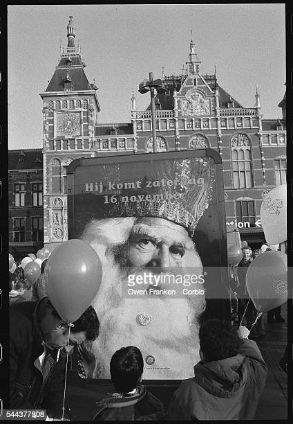 According to Dutch tradition Sinterklaas arrives in the Netherlands by boat from Spain on November 16 and leaves after his birthday on December 6 His...