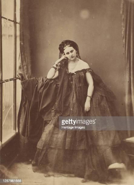 Accoud�e, 1856-57. Artist Pierre-Louis Pierson.