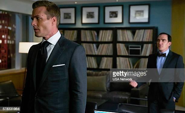 SUITS 'Accounts Payable' Episode 602 Pictured Gabriel Macht as Harvey Specter