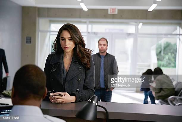 SUITS 'Accounts Payable' Pictured Meghan Markle as Rachel Zane