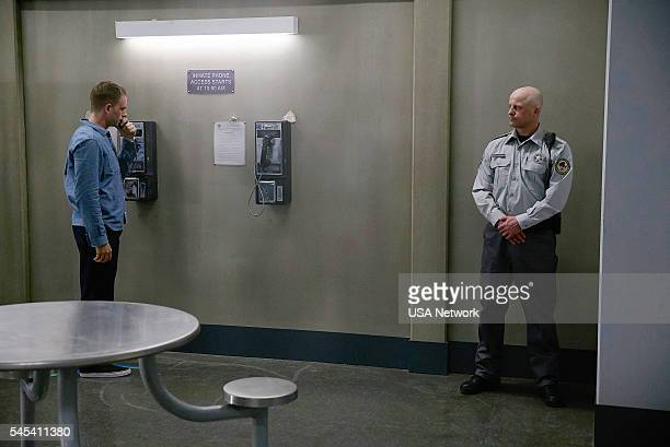 SUITS 'Accounts Payable' Pictured Patrick J Adams as Michael Ross