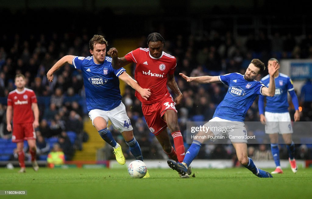 Ipswich Town v Accrington Stanley - Sky Bet League One : News Photo