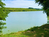 accumulation lake lapovac akumulacijsko jezero lapovac