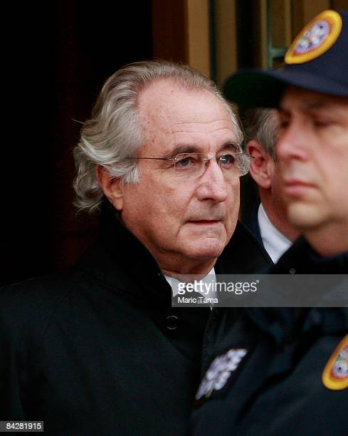 Accused financier Bernard Madoff leaves federal court January 14 2009 in New York City A federal judge denied another bid by prosecutors to jail...