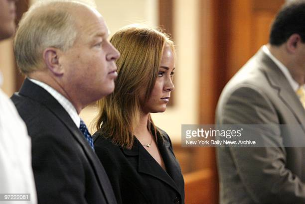 Accused NYU dope peddler Julia Diaco faces the bench as earlier drug charges against her are dismissed in Middletown NJ court The freshman was later...