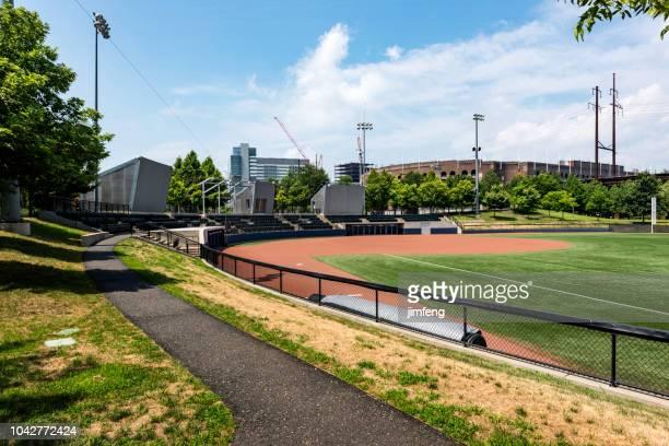 Ace Adams Field in University City