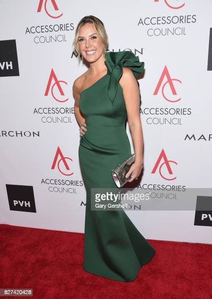 Ace Awards Breakthrough Award honoree Kendra Scott attends the 21st Annual Ace Awards hosted by the Accessories Council at Cipriani 42nd Street on...