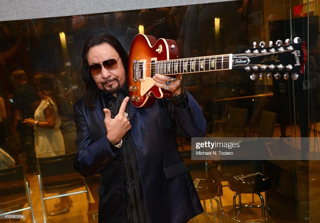 "Ace Frehley Listening Party For Upcoming New Album ""Space Invader"""