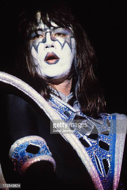 Ace Frehley of Kiss in San Francisco 1979