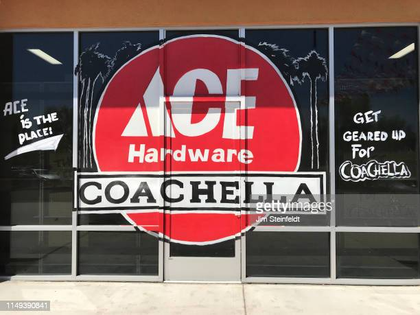 Ace Hardware in Coachella California on May 14 2019 Photo by Jim Steinfeldt/Michael Ochs Archives/Getty Image