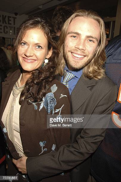 Ace Lawson attends the BFI London Film Festival premiere of ''Stranger Than Fiction'' at the West End Odeon on October 20 2006 in London England