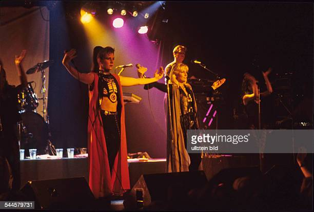 Ace of Base Band Pop music Sweden performing in Hamburg Germany Grosse Freiheit 36 101993