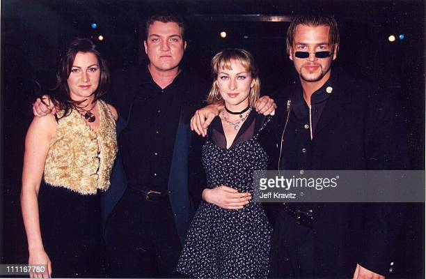 Ace of Base during Fox Billboard Awards 1994Backstage at Universal Amphitheater in Universal City California United States