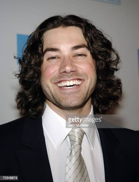 Ace Young attends the 13th Annual Women's Image Network Awards at the Freud Playhouse on the UCLA Campus on November 1 2006 in Westwood California