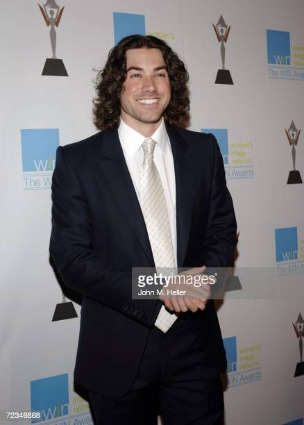 Ace Young attends the13th Annual Women's Image Network Awards at the Freud Playhouse on the UCLA Campus on November 1 2006 in Westwood California