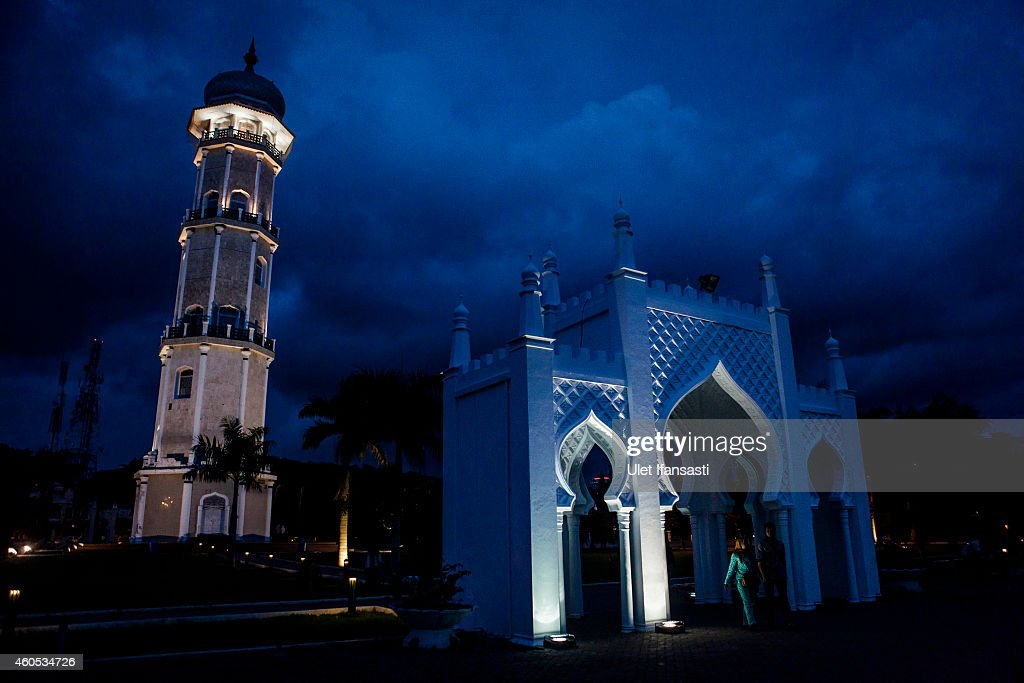 Banda-Aceh Prepares For 10th Anniversary Of Devastating Indian Ocean Tsunami : News Photo