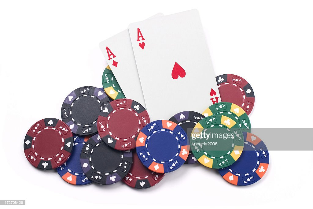 Aces : Stock Photo