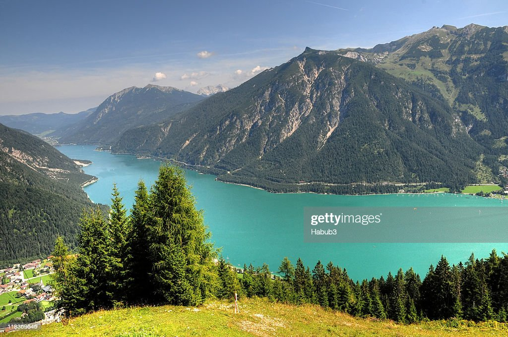 Achensee Austria : Stock Photo
