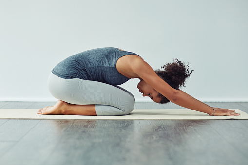 Achieving sound of mind through yoga 954650750