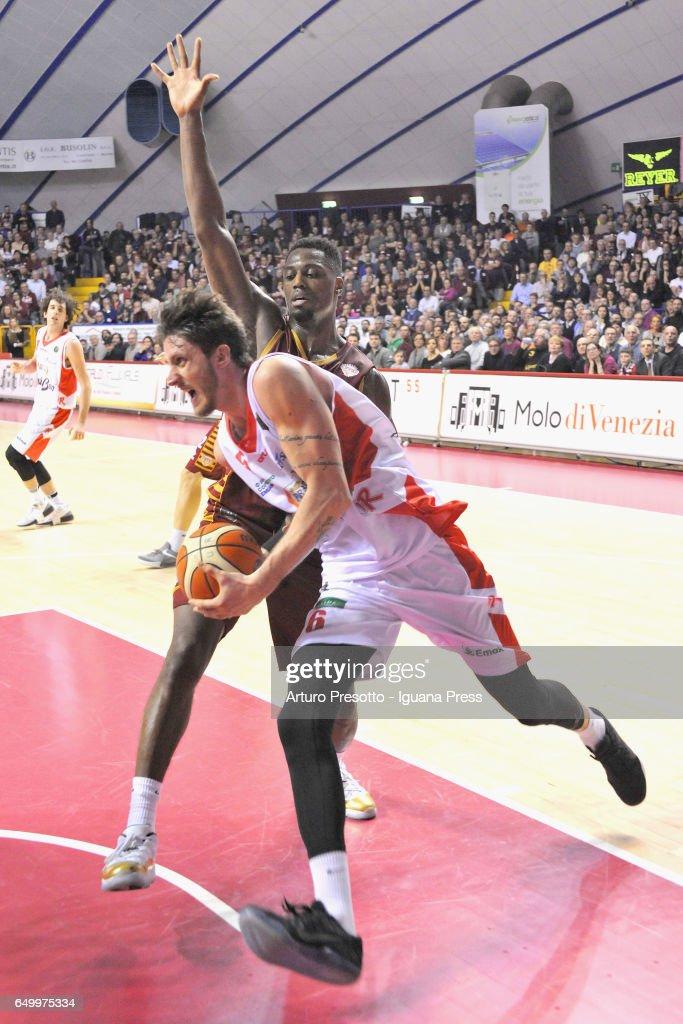 Reyer Umana Venezia v Grissin Bon Reggio Emilia - Legabasket Serie A