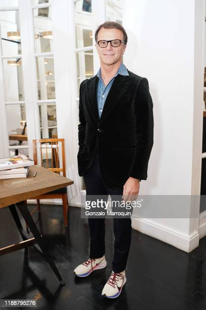 Achille Salvagni during the Celebration Of Achille Salvagni at Maison Gerard at the Elizabeth Collective on November 19 2019 in New York City
