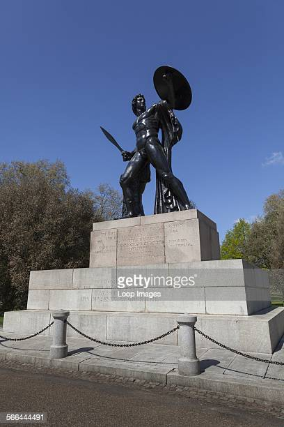 Achilles statue at Hyde Park Corner in London