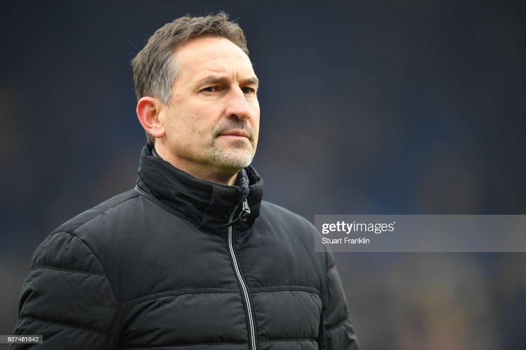 Eintracht Braunschweig v SSV Jahn Regensburg - Second Bundesliga : News Photo