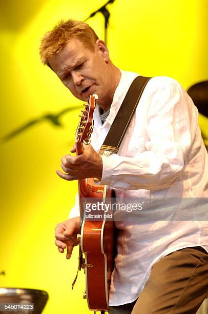 Achim Reichel Musician Singer Rock music Germany performing in Hamburg Germany