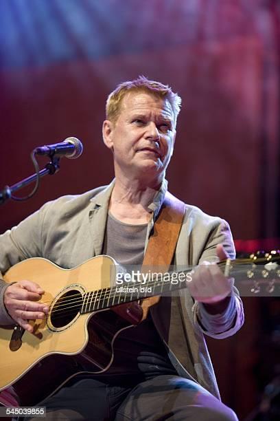 Achim Reichel Musiker Saenger D Aufritt in der Laeiszhalle Hamburg