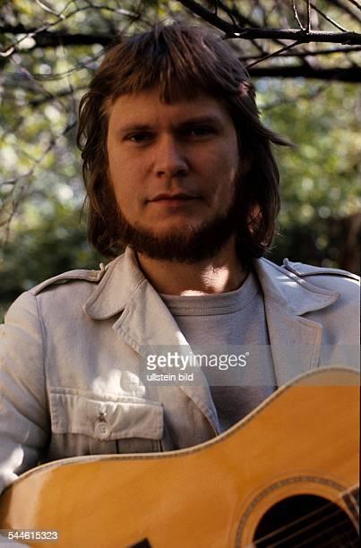 Achim Reichel Musiker Saenger Gitarrist D 1978