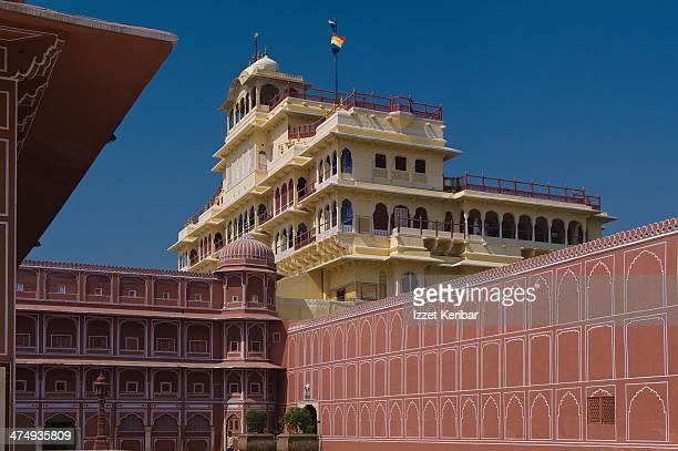 Achitecture of Amber Palace,Jaipur