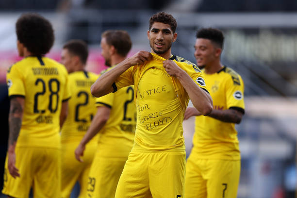 DEU: SC Paderborn 07 v Borussia Dortmund - Bundesliga