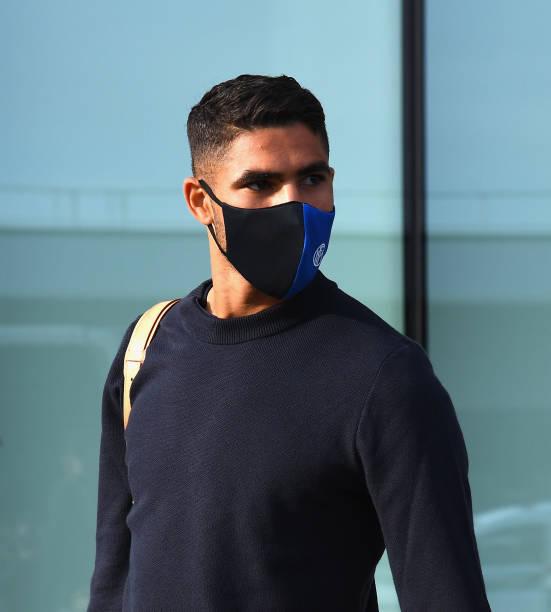 ITA: FC Internazionale Travels to Benevento