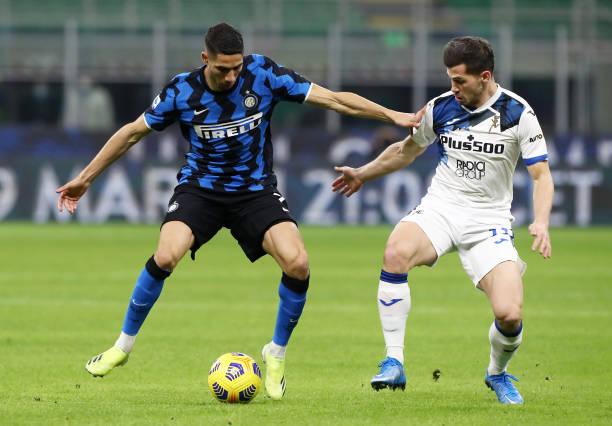 ITA: FC Internazionale  v Atalanta BC - Serie A