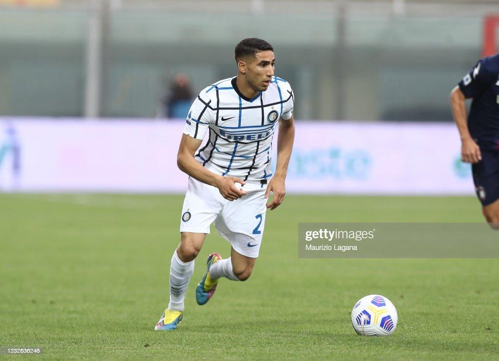 FC Crotone v FC Internazionale - Serie A : ニュース写真