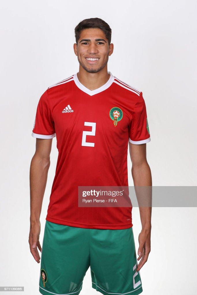 Morocco Portraits - 2018 FIFA World Cup Russia