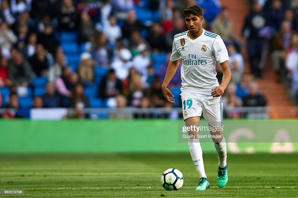Real Madrid v Leganes - La Liga : News Photo