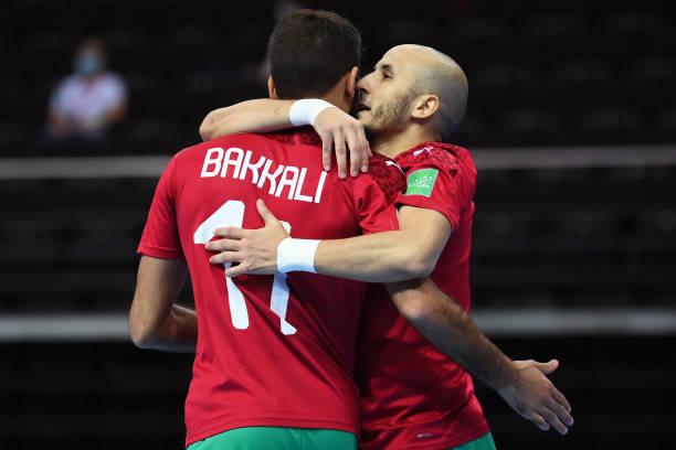 LTU: Morocco v Solomon Islands: Group C - FIFA Futsal World Cup 2021