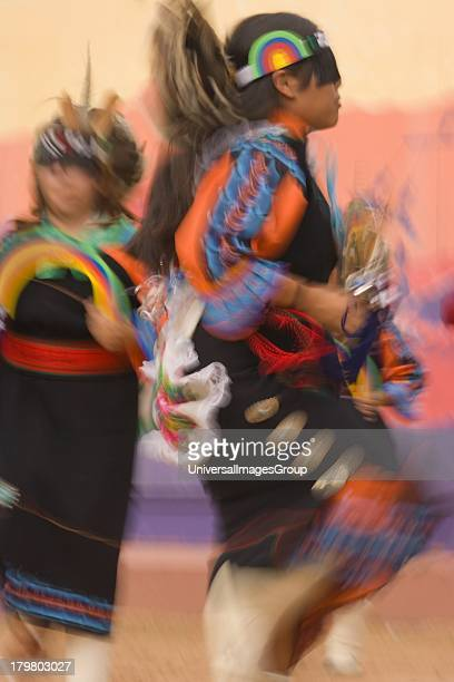 Acoma Pueblo Indian Rainbow Dance Gallup InterTribal Indian Ceremonial Gallup New Mexico