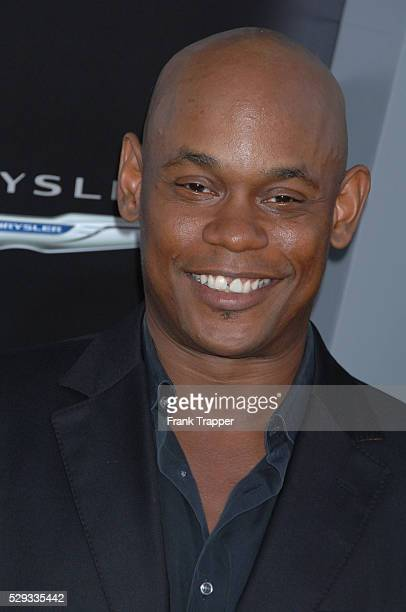 941332bad64c66 Acor Bokeem Woodbine arrives at the premiere of Total Recall held at  Grauman s Chinese Theater in