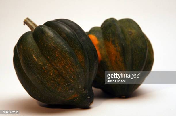Acorn squash for food shoot in the Los Angeles Times studio on November 4 2009