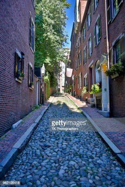 Acorn Street Beacon Hill Boston