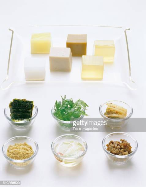 Acorn-starch Jelly, Korean Food