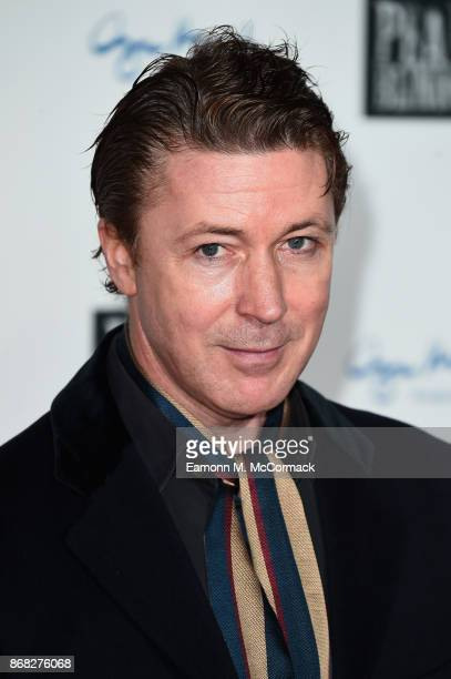 Acotr Aidan Gillen attends the Birmingham Premiere of Peaky Blinders at cineworld on October 30 2017 in Birmingham England