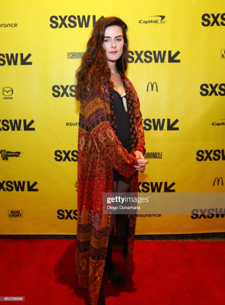 Acotr Sophie Reid attends the premiere of 'La Barracuda' during 2017 SXSW Conference and Festivals at Stateside Theater on March 11, 2017 in Austin, Texas.